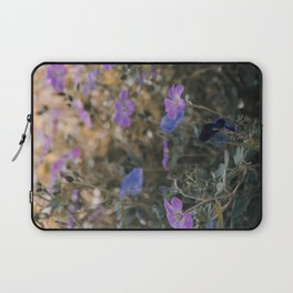 The Ordinary Wayside Flower Laptop Sleeve