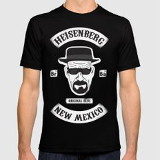 Sons Of Heisenberg Black MEDIUM Mens Fitted Tee