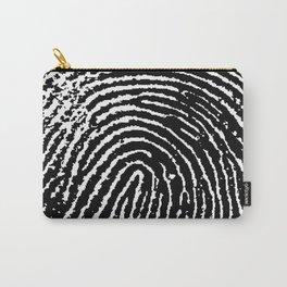 Fingerprint Carry-All Pouch