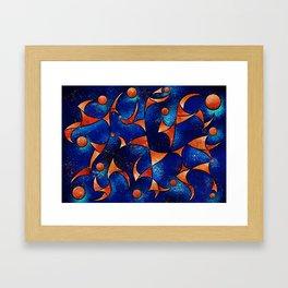 Glenfomus V1 - night vision Framed Art Print