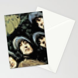 Rubber Soul - Legobricks Stationery Cards