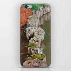 Stumps iPhone & iPod Skin