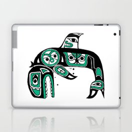 Native American Orca Laptop & iPad Skin