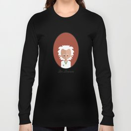 Dr Brown Long Sleeve T-shirt