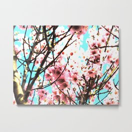 Sakura VI Metal Print