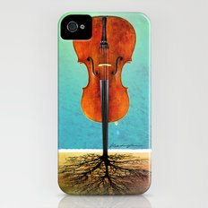 Rooted sound. iPhone (4, 4s) Slim Case