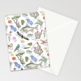 Grand Canyon Naturalist Illustrations Stationery Cards