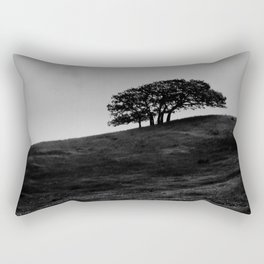 Time To Come Back Rectangular Pillow