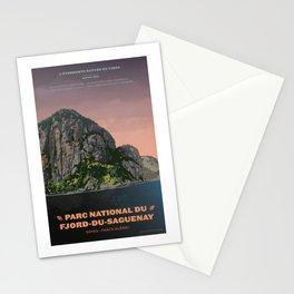 Parc National du Fjord-du-Saguenay Stationery Cards