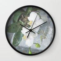 renaissance Wall Clocks featuring Renaissance by Scapen