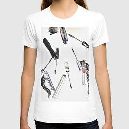 EyeLashes Mascara T-shirt