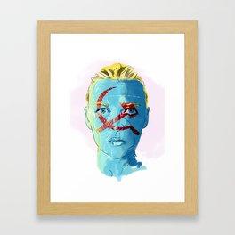 Commie Framed Art Print