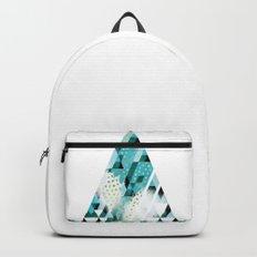 Geometric Christmas Tree Backpack