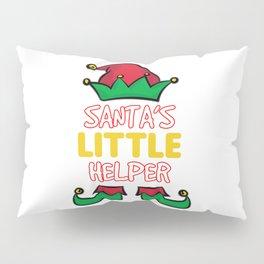 SANTA'S LITTLE HELPER Pillow Sham