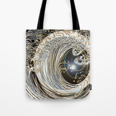 Be^Come°ing Tote Bag