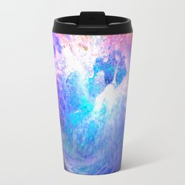 Globe22/For a round heart Travel Mug