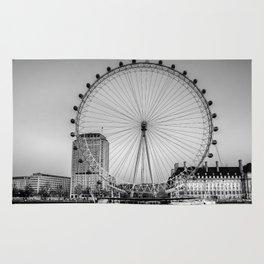 London Eye, London Rug