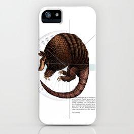 Armadillo iPhone Case