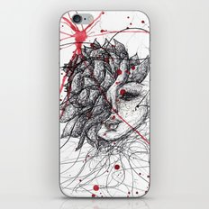 I'm Content iPhone & iPod Skin