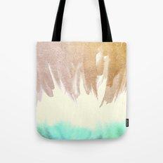 Paint brush strokes Tote Bag