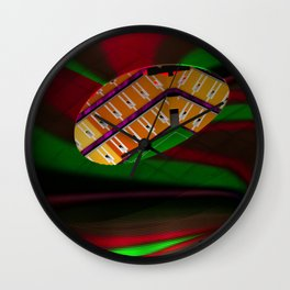 The Corrida Wall Clock