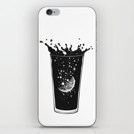 A Moon Slice iPhone Skin