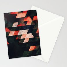 gryyt yskype Stationery Cards