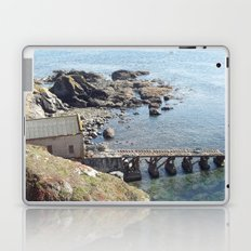 Lifeboat Station, Cornwall Laptop & iPad Skin