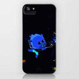 Leo iPhone Case