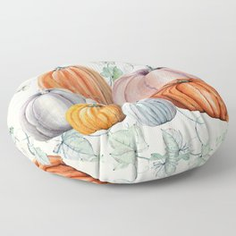 Pumpkin Patch Floor Pillow