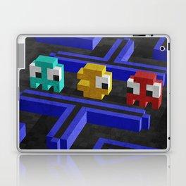Pac-Man's dilemma Laptop & iPad Skin