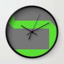 Substance Wall Clock