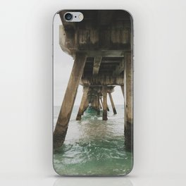 Boardwalk. iPhone Skin