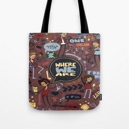 WWA Poster Tote Bag