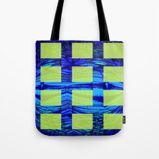 Caged Butterfly Tote Bag