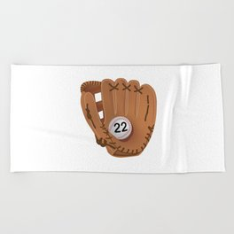 Catch 22 Beach Towel