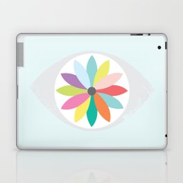 You are the flower of my eye Laptop & iPad Skin