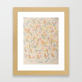PomarPomar Framed Art Print