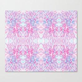 junkspace hexagonal Canvas Print