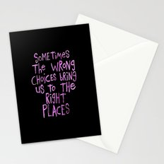 SOMETIMES Stationery Cards