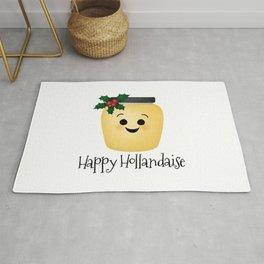 Happy Hollandaise Rug