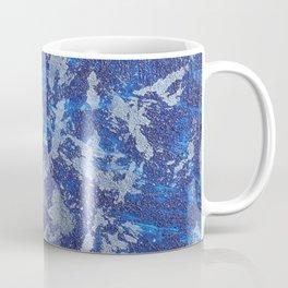 Blues Cosmos #2 Coffee Mug