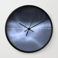 data Wall Clocks featuring New Band Structure Data by pixel404