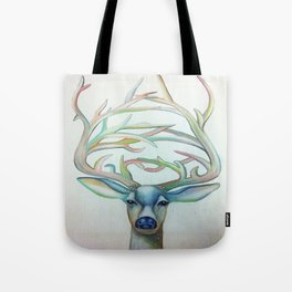 Deer Lord Tote Bag