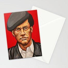 """Huey Newton """"Revolutionary"""" Stationery Cards"""