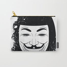 VforVendetta Carry-All Pouch