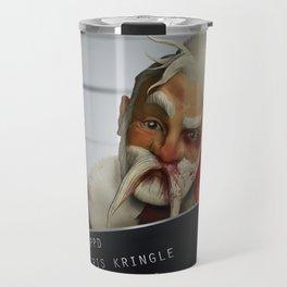Kris Kringle: The 2 hours & 45 Minutes Before Christmas Travel Mug