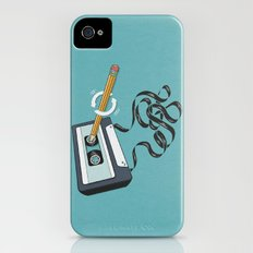 Back in the Day iPhone (4, 4s) Slim Case
