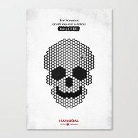 Hannibal - Takiawase Canvas Print