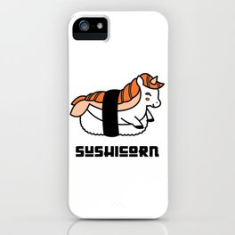 Sushicorn iPhone Case
